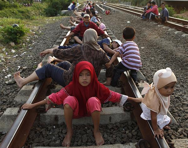 Enny Nuraheni / Reuters