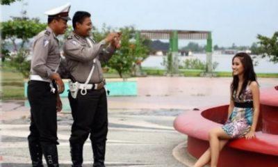 Indonesian Policemen