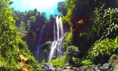 Waterfalls in Indonesia