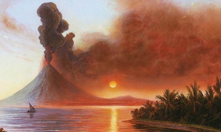 Sanskrit Of The Vedas Vs Modern Sanskrit: 12 Facts About The 1815 Eruption Of Tambora That Will Blow