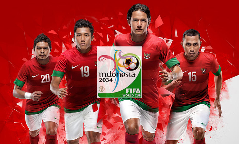 Fifa World Cup 2034 Indonesia