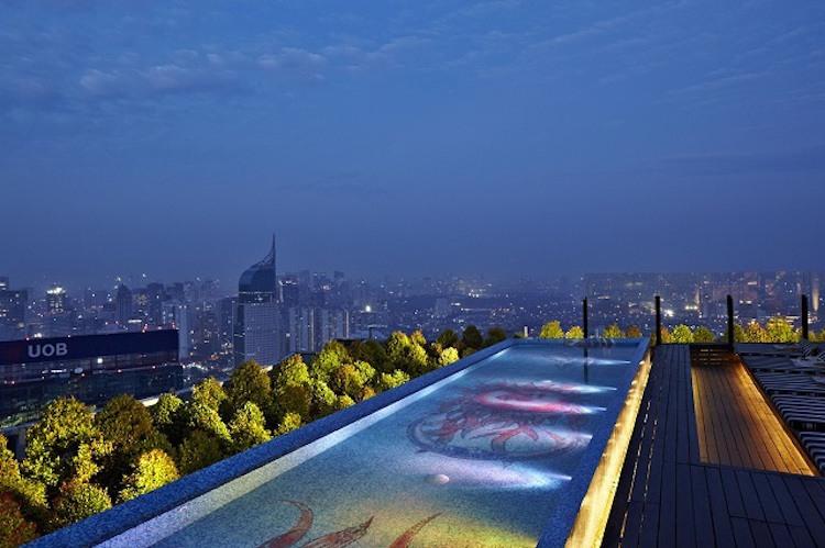 Jakarta Rooftop Bar