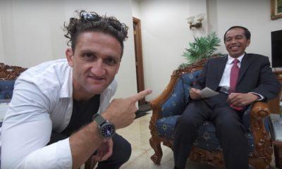 Casey Neistat in Jakarta