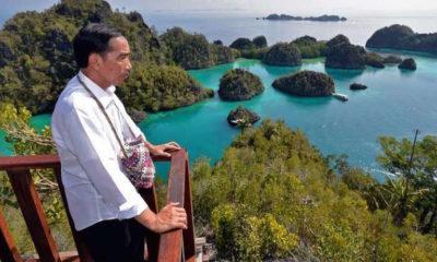Jokowi Raja Ampat