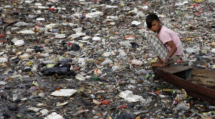 Indonesian Waste Rubbish Problem-2