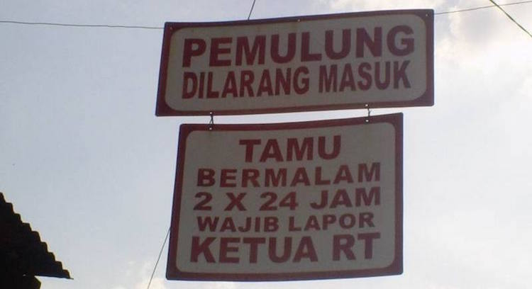 Pemulung Indonesia