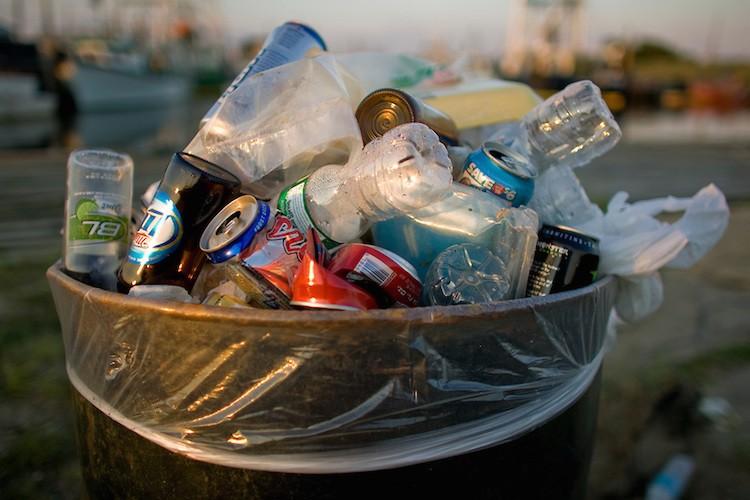 Indonesian Rubbish Trash Waste Management