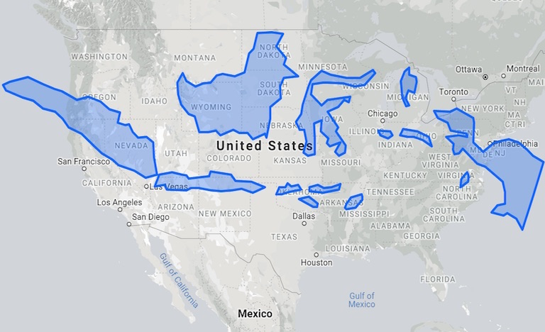 10 Awesome Size Comparisons Of The Indonesian Archipelago Vs. The World  WowShack