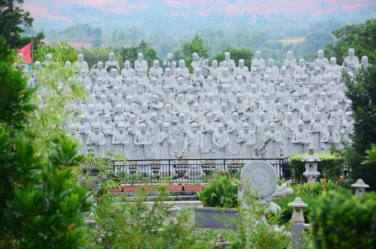 Vihara Ksitigarbha Bodhisattva