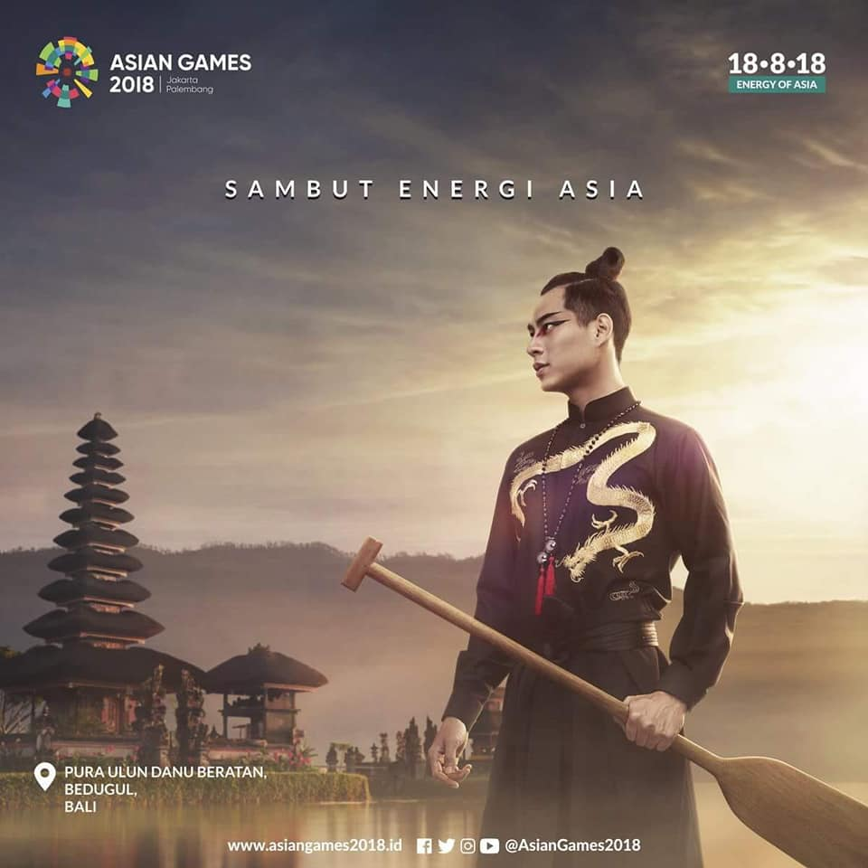 Asian Games 2018 Indonesia 2