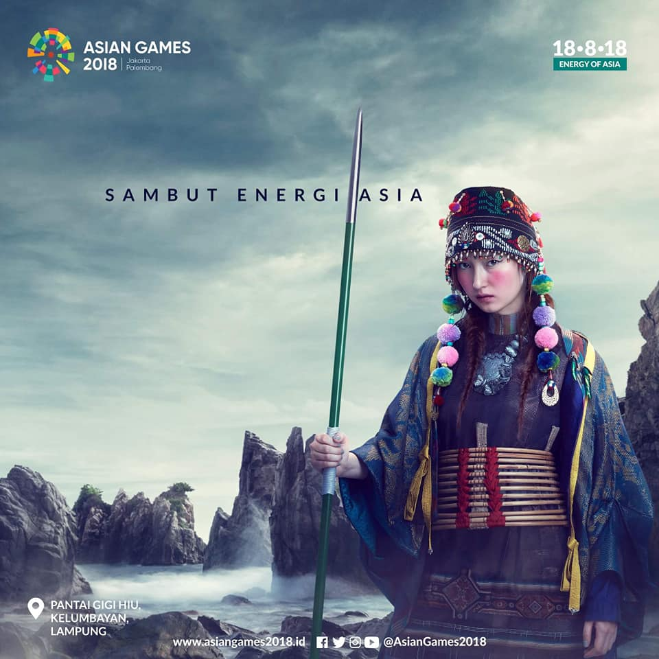 Asian Games 2018 Indonesia 5