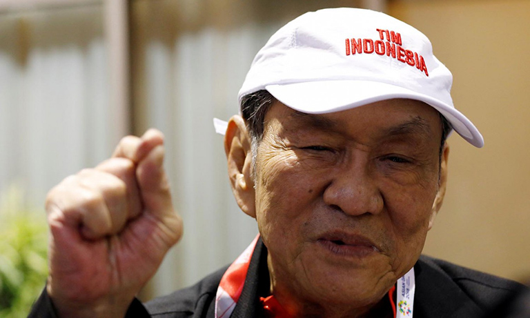 Indonesia's Richest Man And Oldest Athlete Wins Bronze ...