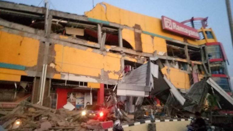 Palu Central Sulawesi Earthquake Tsunami
