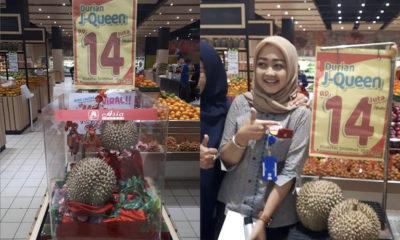 J Queen Durian 14 Million THUMB