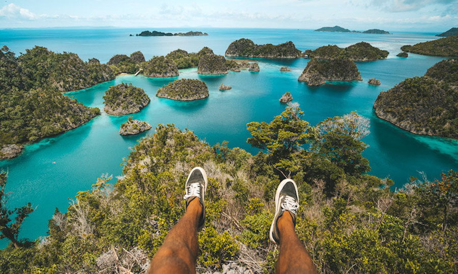 Travel to Indonesia 2019